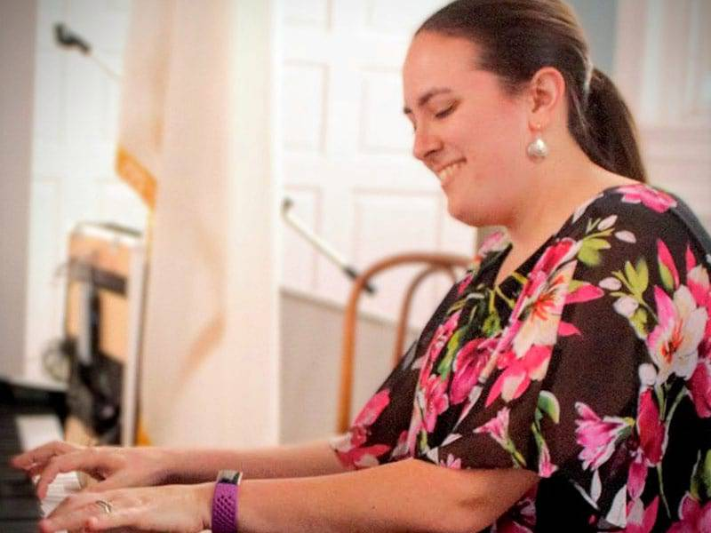 Mary Kay Grout, PIano, Music House School of Music Staff Spotlight