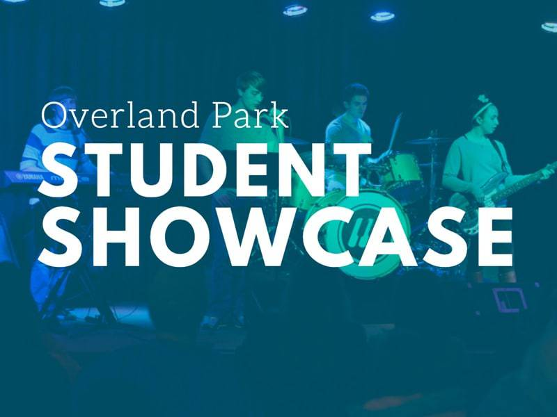 Overland Park Student Showcase: July 2017 at Music House