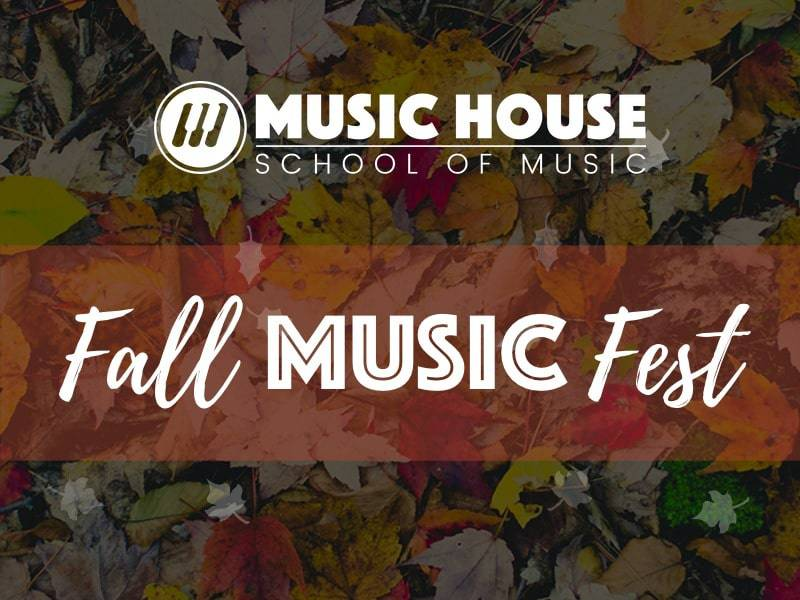 Fall Music Fest at Music House