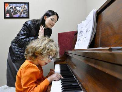 Childrens piano lessons lenexa