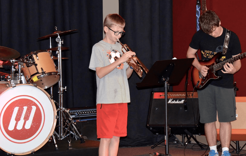 Jazz trumpet & guitar
