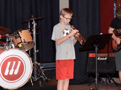 Jazz trumpet guitar 1