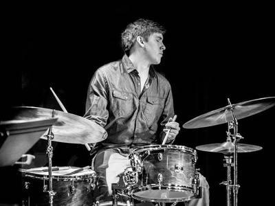 Josh blythe drums 1