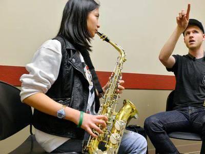 Kansas city saxophone lessons