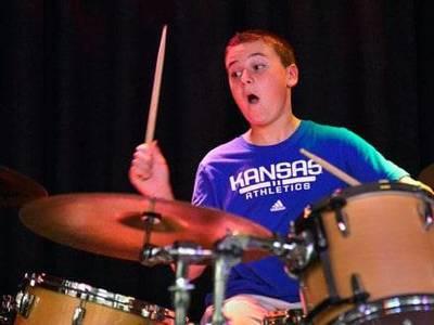 Lenexa drum lessons