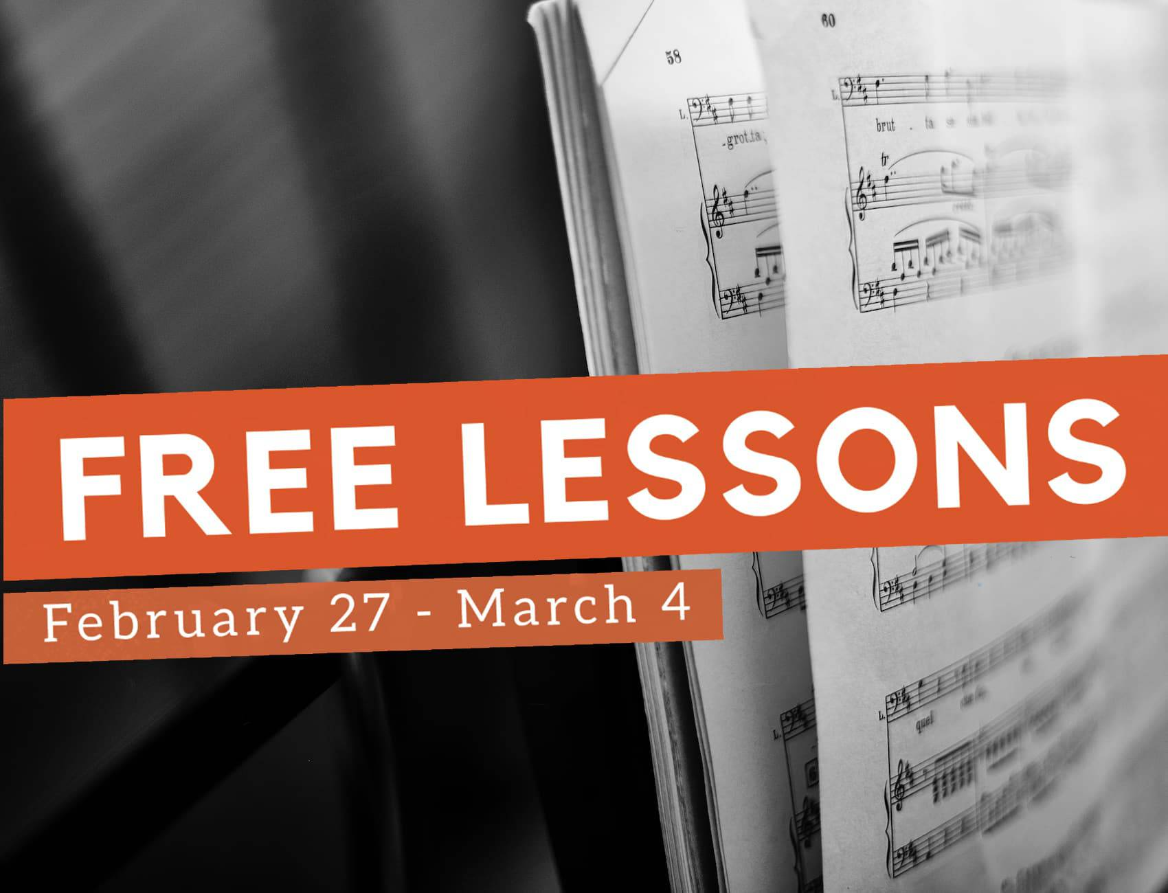 Music In Our Schools Free Music Lessons