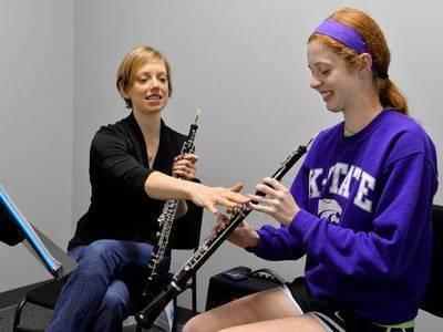 Oboe lesson evaluation 1