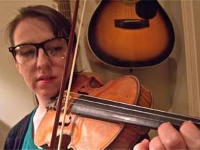 Sarah adams violin viola lessons overland park