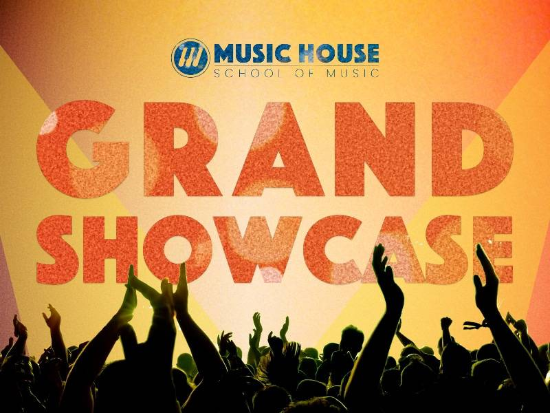 Grand Showcase: Oct. 2 2021 at Music House