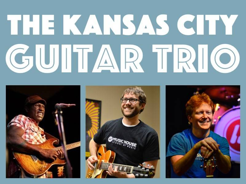 Live Concert: The KC Guitar Trio at Music House