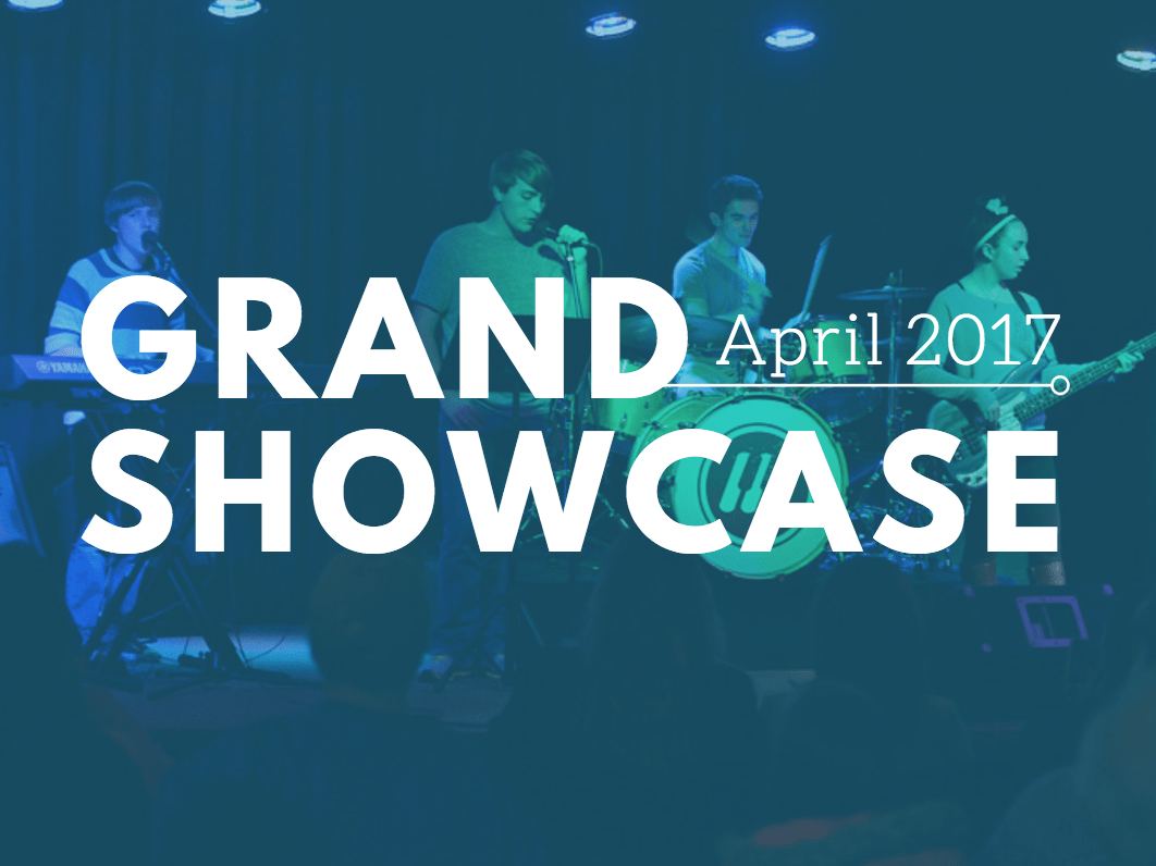 April 2017 Grand Showcase at Music House