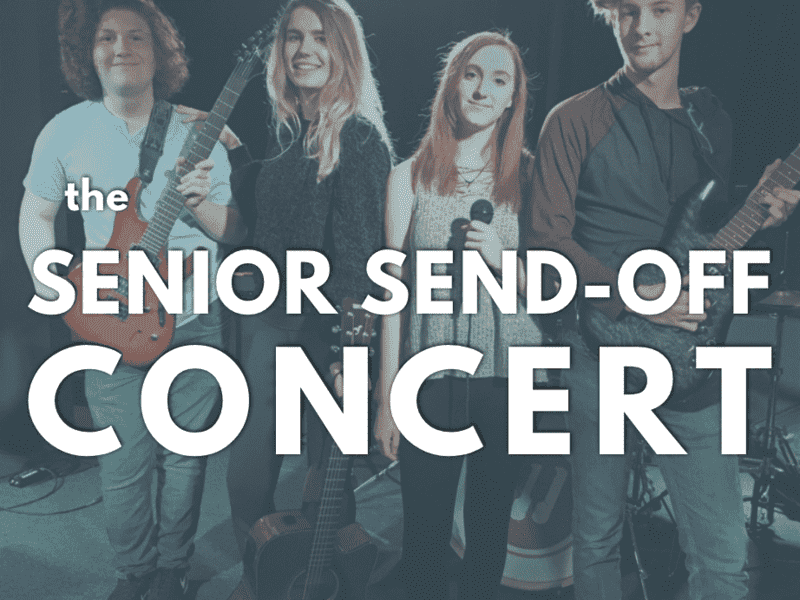 Fri. Night Concert: Senior Send-Off at Music House