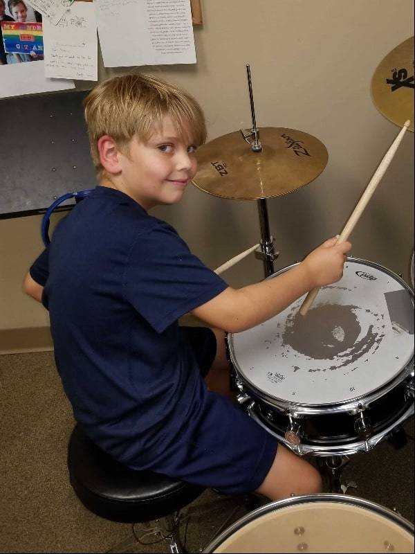 Landon Crosby drums