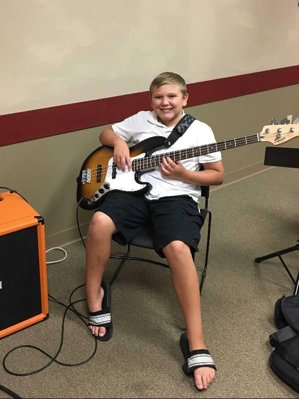 Charlie Cory bass