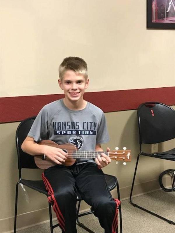 David Mick ukulele