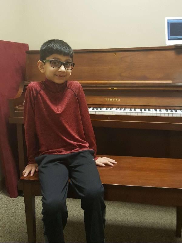 Gavin George piano