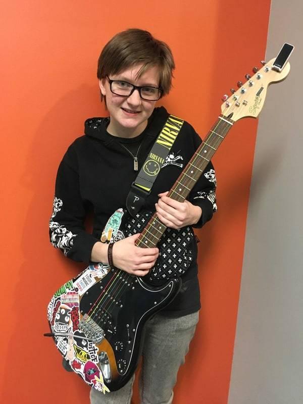 Jordan Mefferd guitar