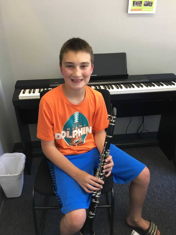 Logan Smith clarinet