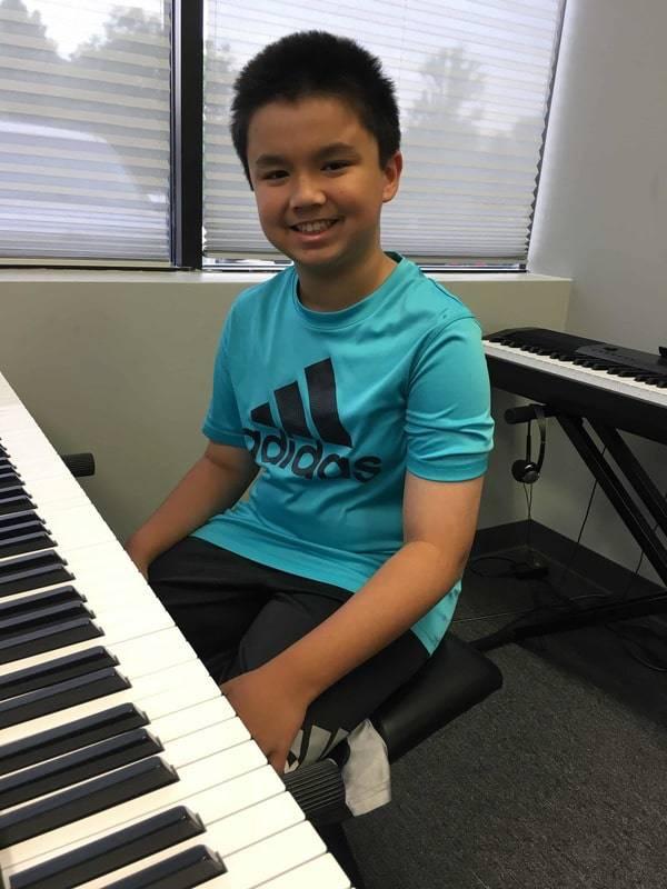Lucas Nguyen piano