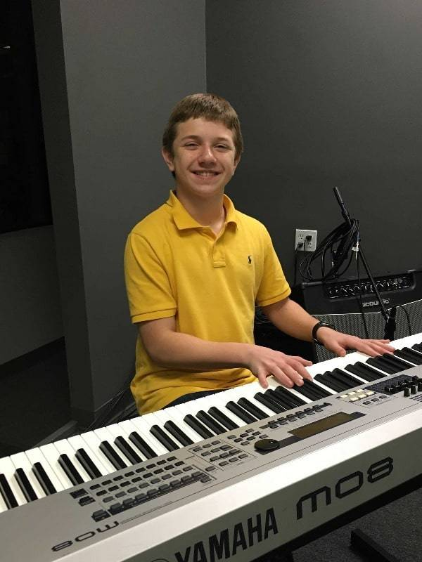 Sebastian Neumann piano