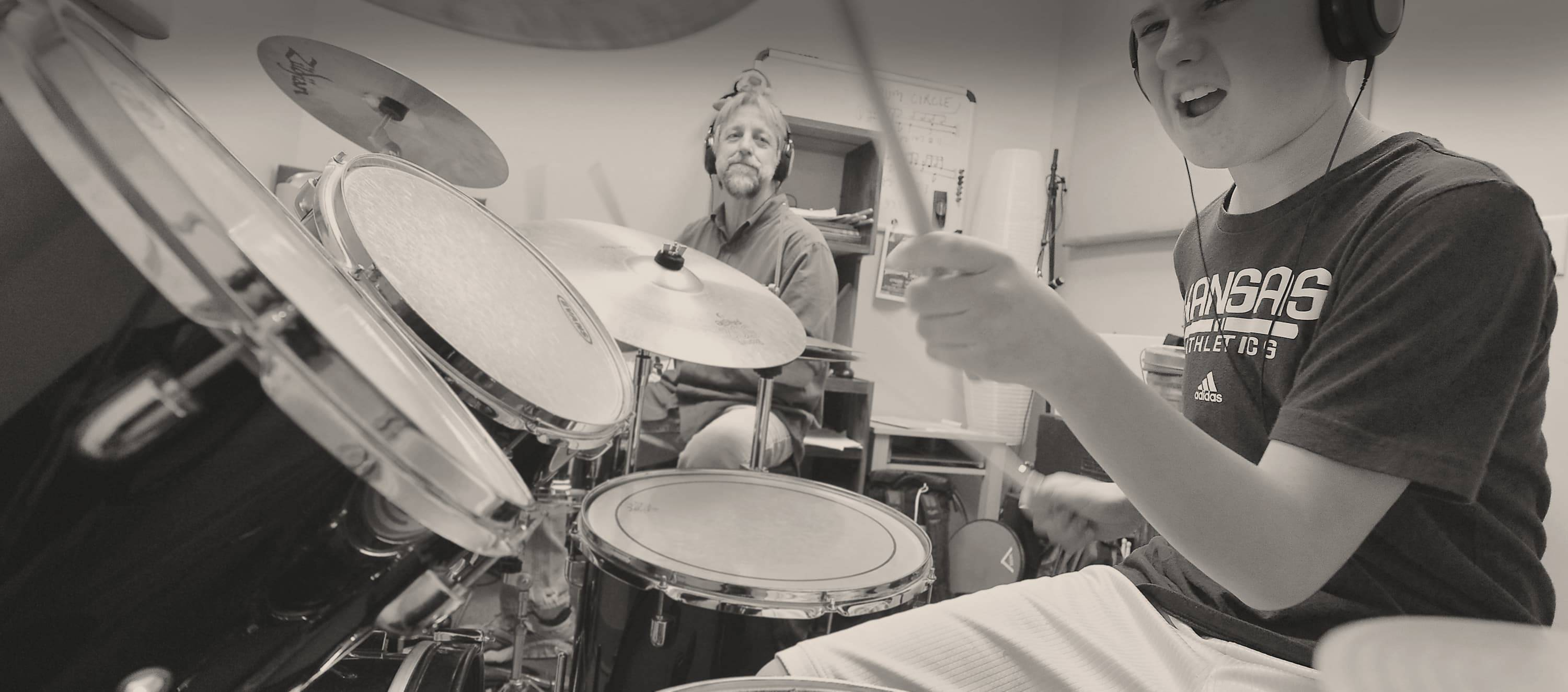 Drumlessons header
