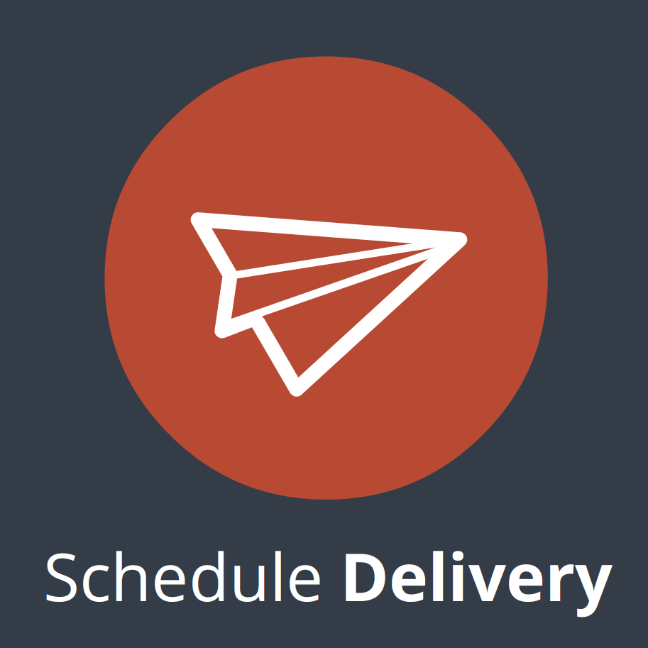 Schedule Delivery