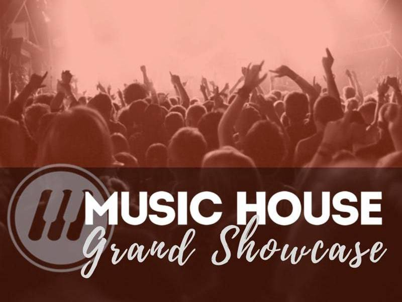 Grand Showcase: December 2017 at Music House