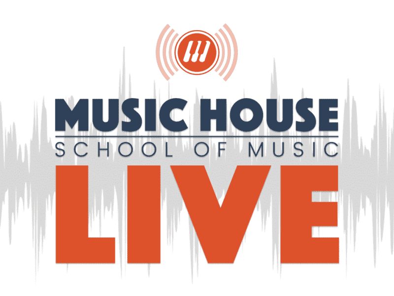 Lesson Student Showcase: 12/6/20 at Music House