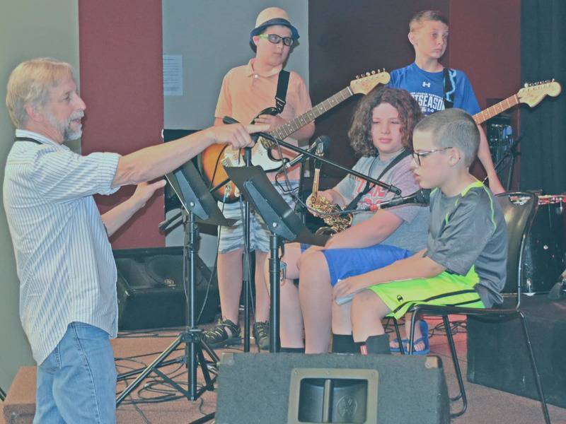 Music summer camp overland park