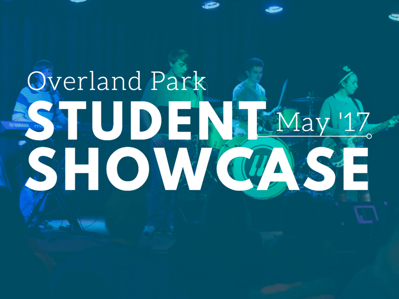Overland Park Student Showcase: May 2017 at Music House
