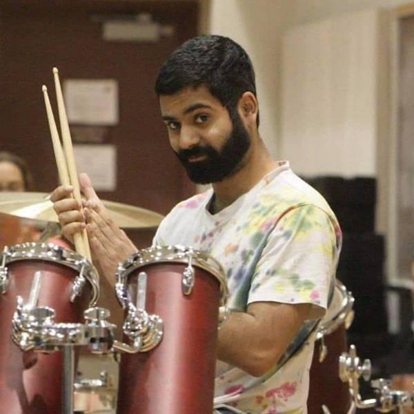 K.R. Azad Drums