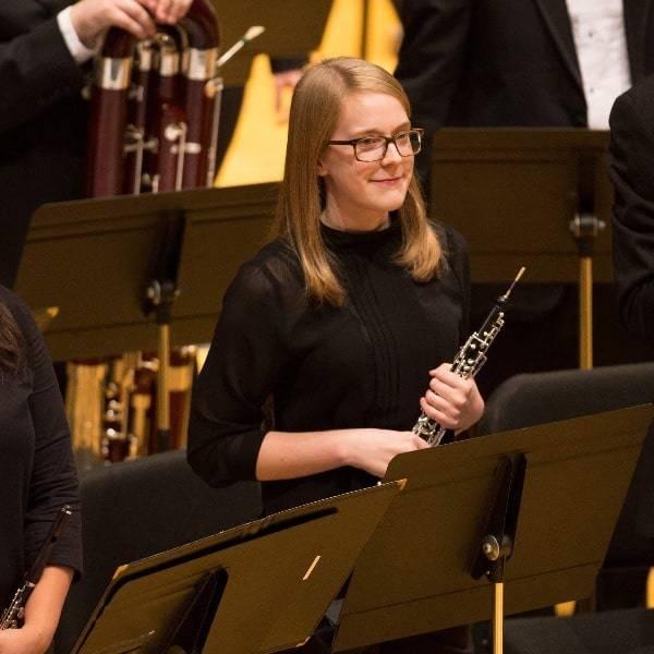 Kim Foskett Oboe